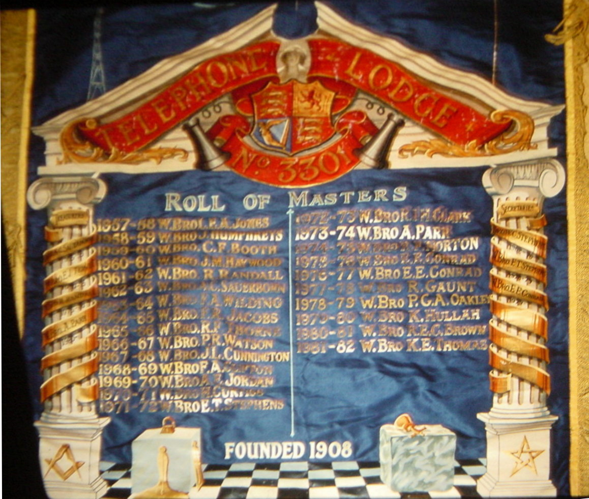 Third Lodge banner